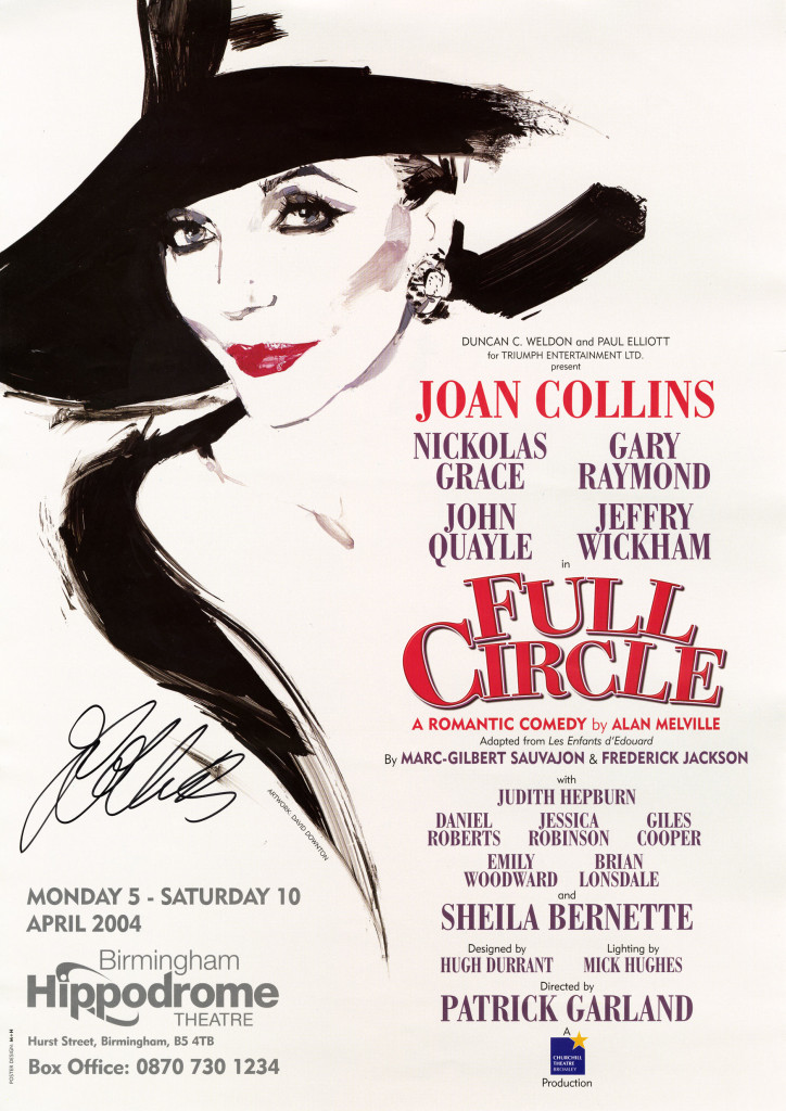 Poster for Full Circle, April 2004