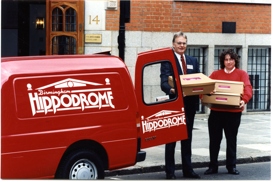 Delivering the Hippodrome 2000 Project, July 1997
