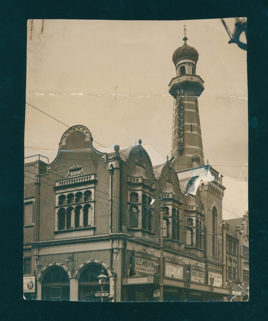 Tivoli Birmingham Al: Hippodrome Heritage